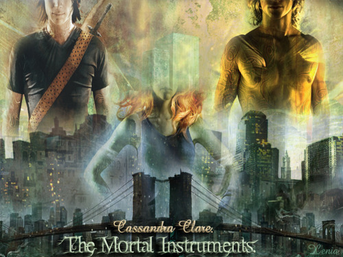 Mortal Instruments wallpaper called Mortal Instruments Wallpaper
