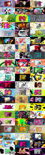 MTV kertas dinding called MTV