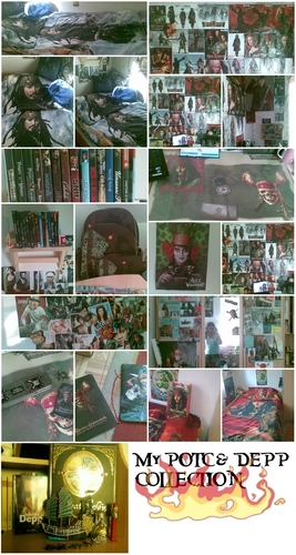 My Room. :) - johnny-depps-movie-characters Photo
