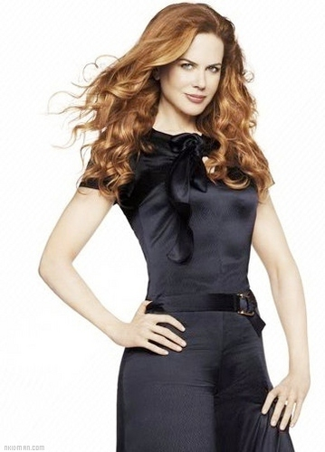 Nicole Kidman - Village Mall Brazil promo shoot
