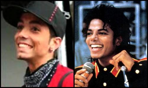 O-bee and Michael