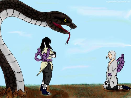Orochimaru vs.Kimimaro