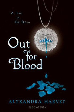Out for blood book #3
