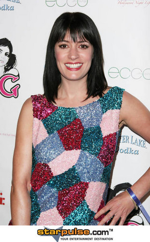 Paget Brewster@ Ink N'Undies