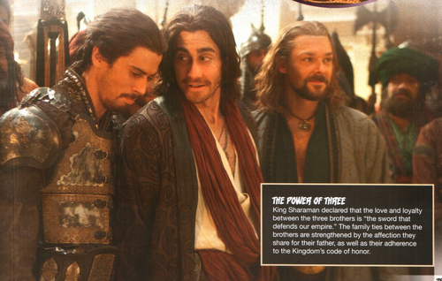 Prince of Persia - Magazine scans