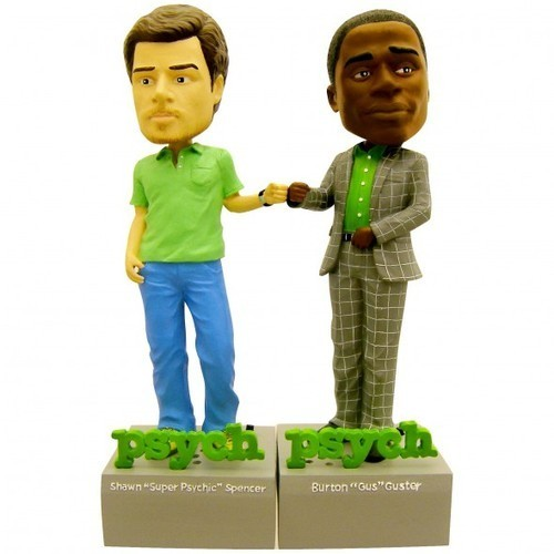 Psych Bobble Heads!