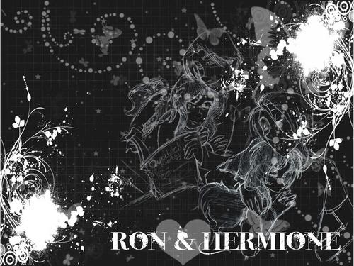RON & HERMIONE :)))