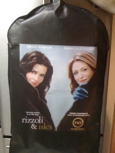 Rizzoli & Isles is Everywhere!