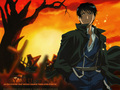 Roy Mustang- Fullmetal Alchemist