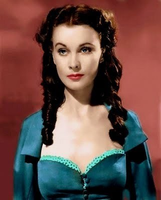 Vivien Leigh wallpaper entitled Scarlett