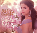 Selena Gomez and The Scene - A năm Without Rain [Deluxe Edition] (Official Album Cover)