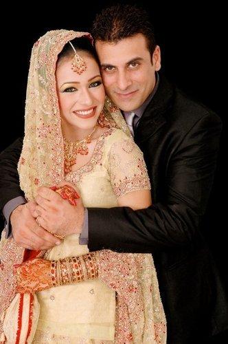 Shamoon Abbasi and Umaima Abbasi