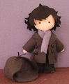 Sherlock and John Plushies