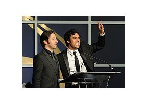 Simon & Kunal host The 62nd Primetime Emmy Engineering Awards