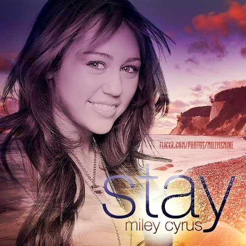 Stay [FanMade Single Cover]