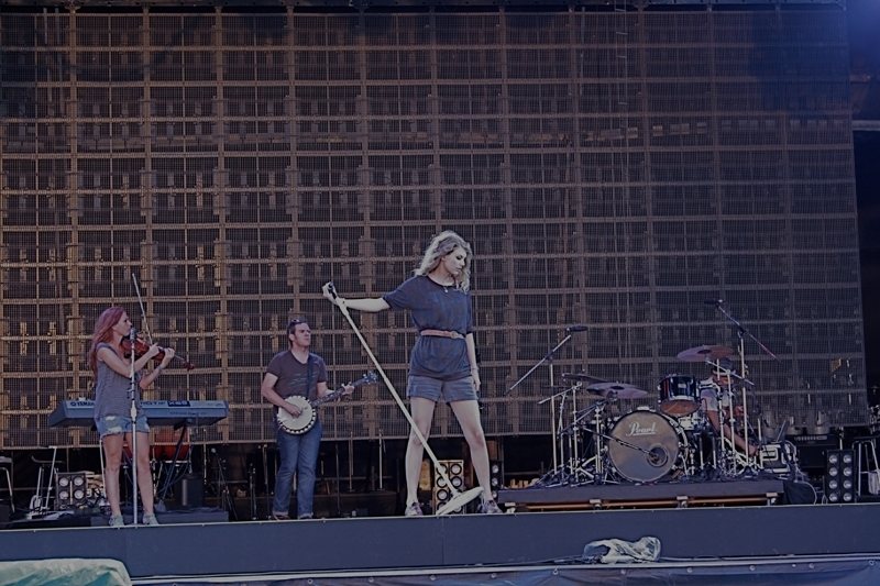 Summer Sonnic Festival rehearsals