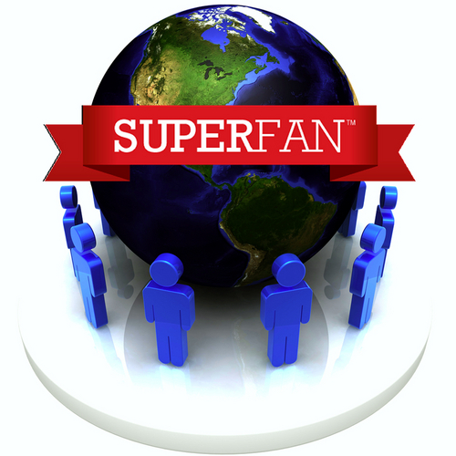 SuperFan logo