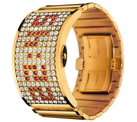 Swarovski Digital Watch Золото