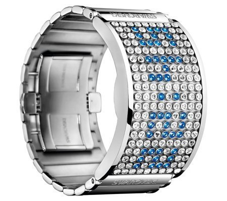 Swarovski Digital Watch Steel