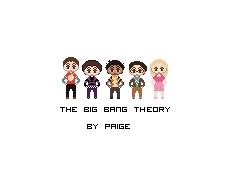 TBBT Pixel Art