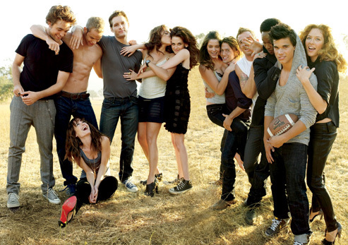 TWILIGHT CAST - wizards-vampires-and-werewolves Photo