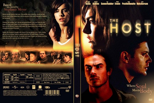 The Host 壁纸 called The Host - DVD Cover