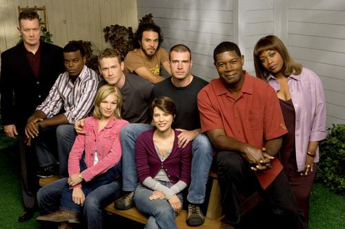 The Unit Cast