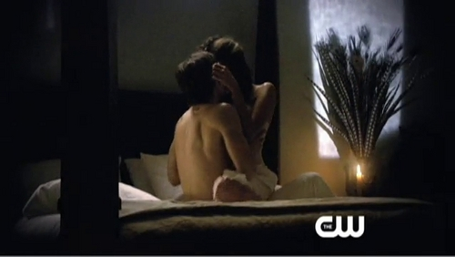 Stefan & Elena wallpaper called The Vampire Diaries Season 2 Official TEASER TRAILER