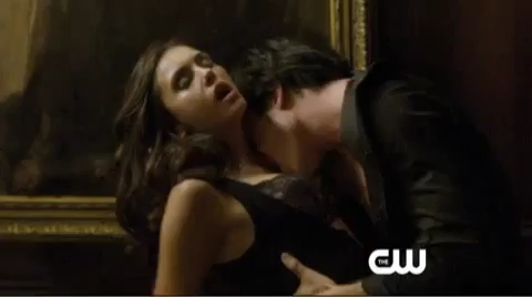 The Vampire Diaries TV Show wallpaper entitled The Vampire Diaries Season 2 Official TEASER TRAILER