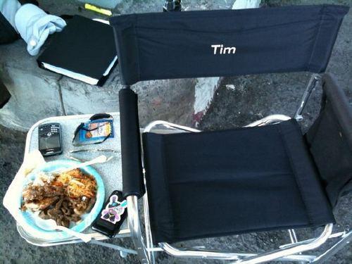 Tim's Lunch!!