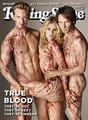 True Blood cover of Rolling Stone  - sookie-and-eric photo