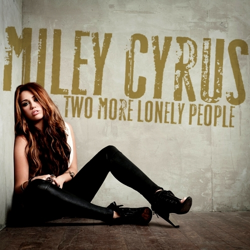 Two meer Lonely People [FanMade Single Cover]