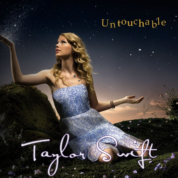 Untouchable [FanMade Single Cover] - Fearless (Taylor Swift 715x715