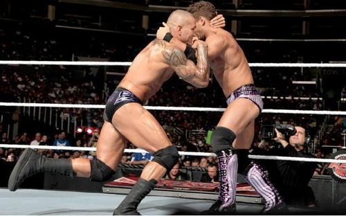 wwe RAW 16th of August 2010