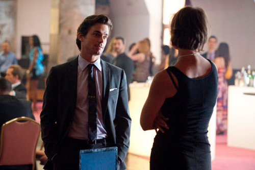 White Collar-In the Red Promo Pics