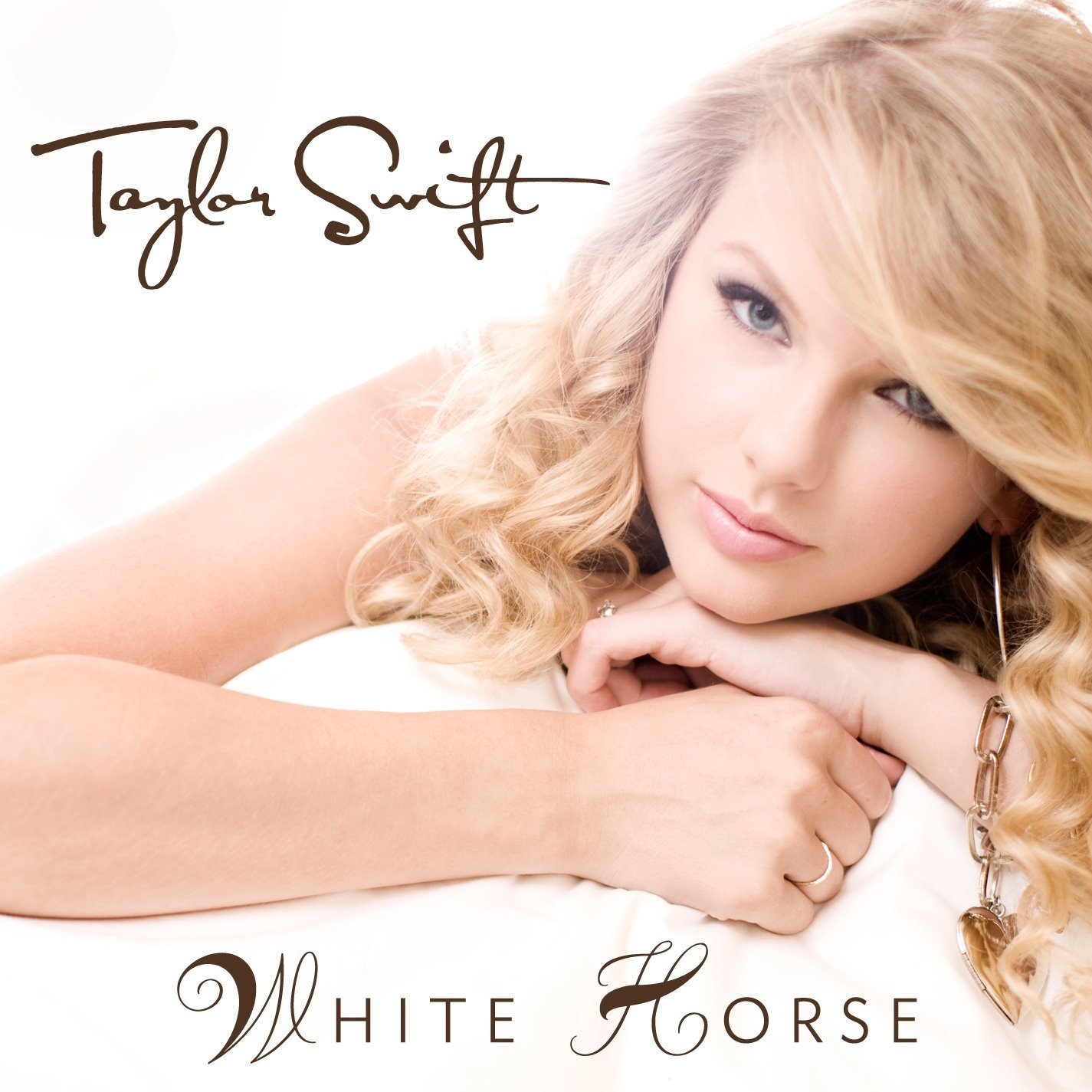 White Horse [Official Single Cover] - Fearless (Taylor Swift album) Photo (14877612) - Fanpop