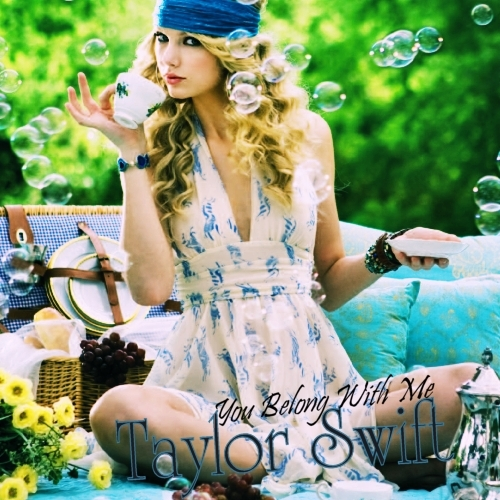 You Belong With Me [FanMade Single Cover] - Fearless ...