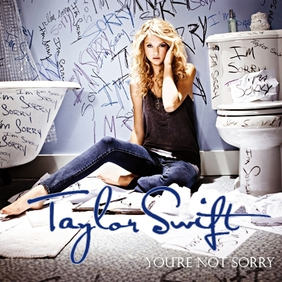 Anymore i won t pick up the phone you re not sorry taylor swift