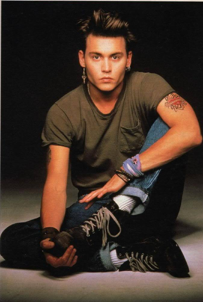 johnny depp young. Young Depp