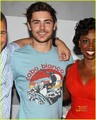 Zac @ Memphis: The Musical  - zac-efron photo
