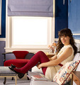 Zooey photoshoot - deschanel photo