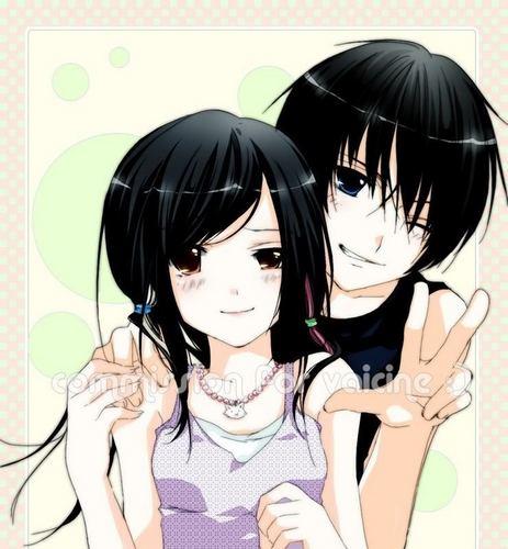 anime love pics