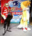 eggman and tails