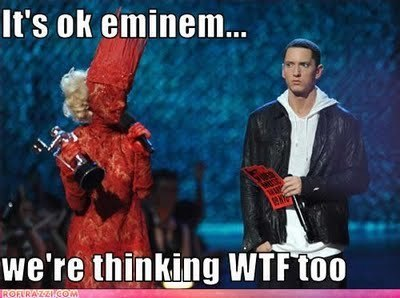 EMINEM wallpaper entitled eminem wtf