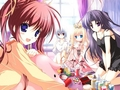 girls SLEEPOVER - anime101 photo