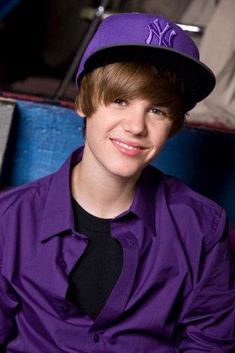 hotty in purple