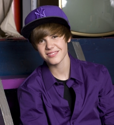 justin in his fav color