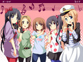 k-on! - k-on wallpaper