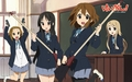 k-on!! - k-on wallpaper