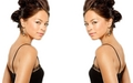 kristin-kreuk - kristin kreuk hot twins wallpaper